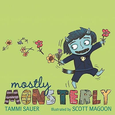 Mostly Monsterly Cover