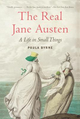 The Real Jane Austen Cover