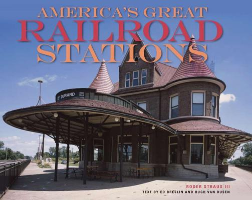 America's Great Railroad Stations Cover