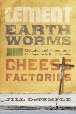Cover for Cement, Earthworms, and Cheese Factories