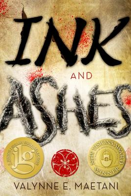 Ink and Ashes Cover Image