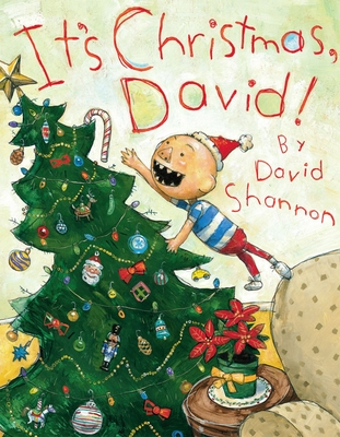 It's Christmas, David! Cover
