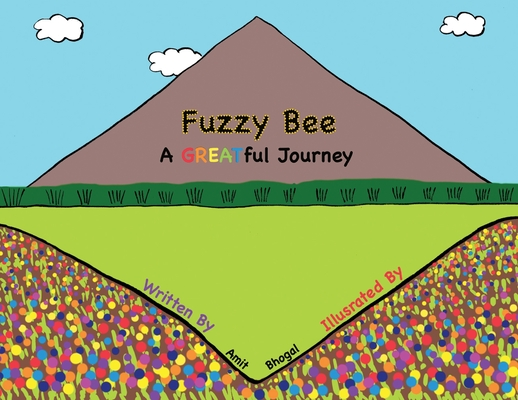 Fuzzy Bee: A GREATful Journey Cover Image