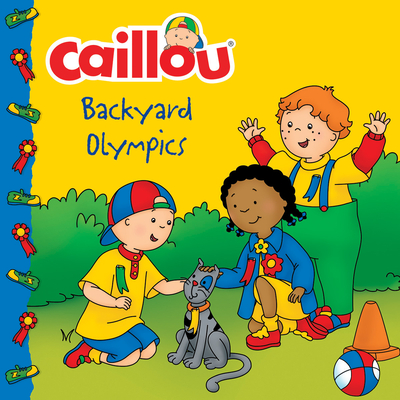Cover for Caillou