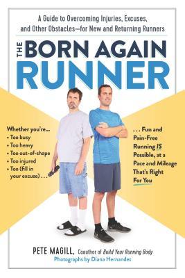 Cover for The Born Again Runner