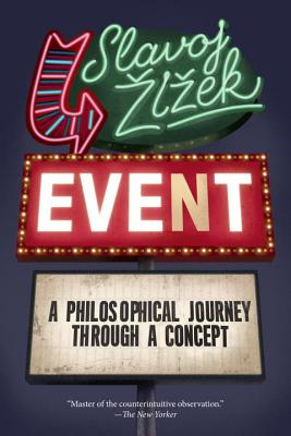Event: A Philosophical Journey Through a Concept Cover Image