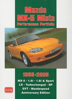 Cover for Mazda MX-5 Miata Performance Portfolio