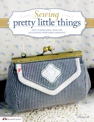 Sewing Pretty Little Things Cover