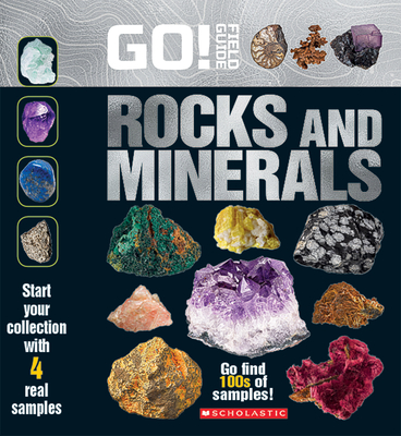 Go! Field Guide: Rocks and Minerals Cover Image