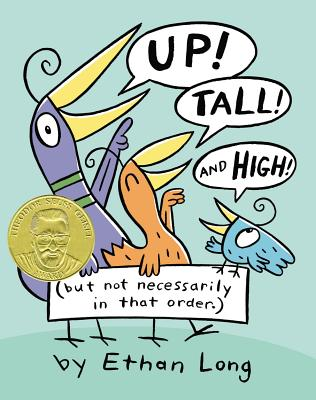 Up, Tall and High! Cover