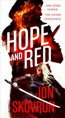 Hope and Red (The Empire of Storms #1) Cover Image