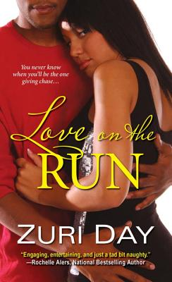 Cover for Love On the Run (The Morgan Men #1)