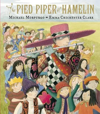 Pied Piper of Hamelin Cover