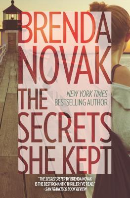 Cover for The Secrets She Kept (Fairham Island #2)