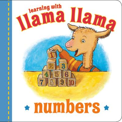 Llama Llama Numbers Cover Image