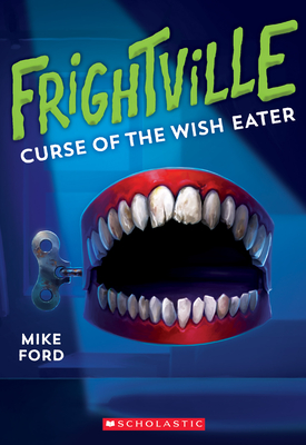 Curse of the Wish Eater (Frightville #2) Cover Image