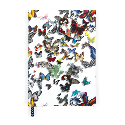 Christian Lacroix Heritage Collection Butterfly Parade A5 Layflat Notebook Cover Image