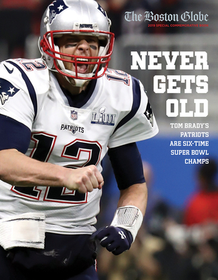Never Gets Old: Tom Brady's Patriots Are Six-Time Super Bowl Champs Cover Image