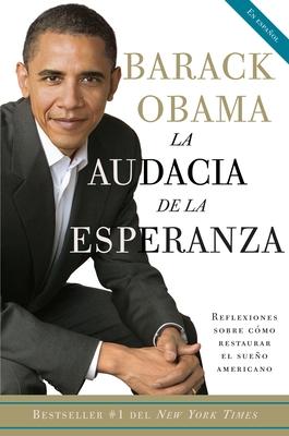 La Audacia de La Esperanza Cover