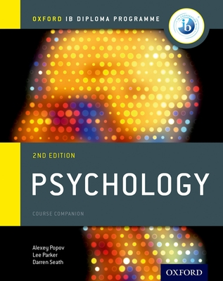 Ib Psychology Course Book: Oxford Ib Diploma Programme Cover Image