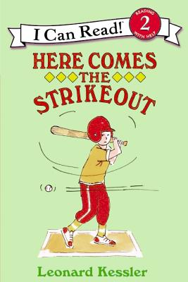 Here Comes the Strikeout (I Can Read Level 2) Cover Image