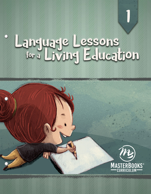 Language Lessons for a Living Education 1 Cover Image