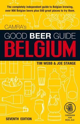 Good Beer Guide Belgium Cover Image