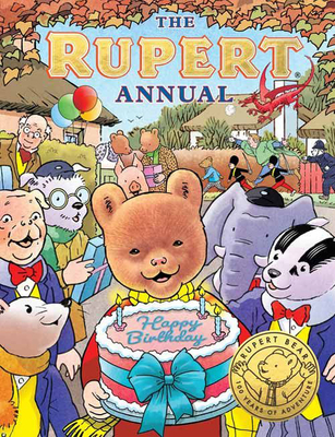 The Rupert Annual 2021 Cover Image
