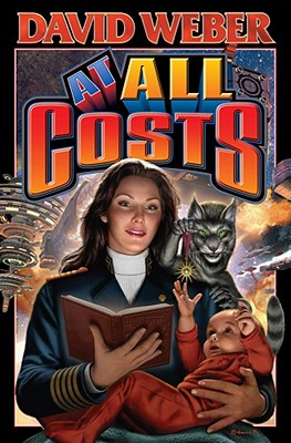 At All Costs [With CDROM] (Honor Harrington #11) Cover Image