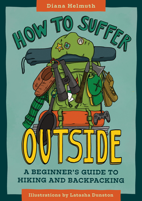 Cover of  HOW TO SUFFER OUTSIDE