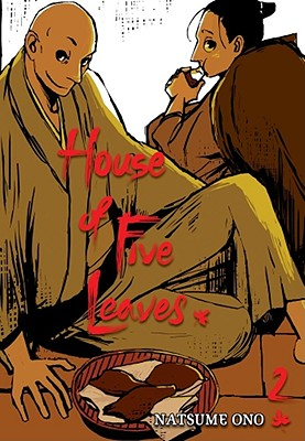 House of Five Leaves, Volume 2 Cover