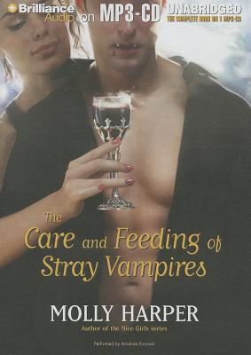 The Care and Feeding of Stray Vampires Cover Image