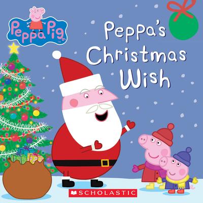 Peppa's Christmas Wish (Peppa Pig) Cover Image