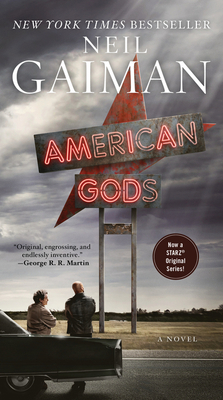 American Gods [TV Tie-In]: A Novel Cover Image