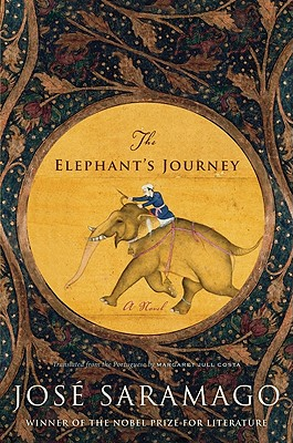 The Elephant's Journey Cover Image