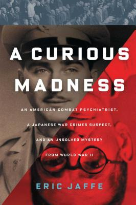 Cover for A Curious Madness