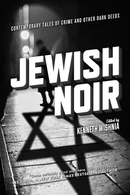 Cover for Jewish Noir