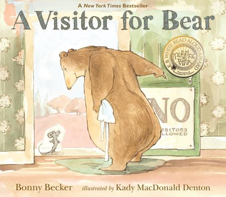 A Visitor for Bear Cover Image