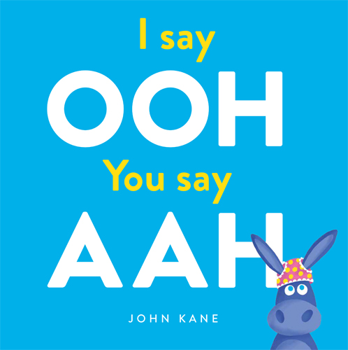 I Say Ooh You Say Aah Cover Image