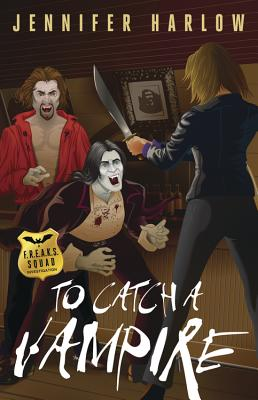 To Catch a Vampire Cover