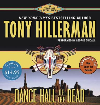Dance Hall of the Dead CD Low Price Cover Image