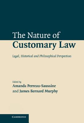 The Nature of Customary Law Cover Image