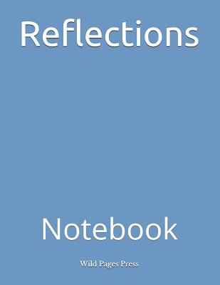 Reflections: Notebook Cover Image