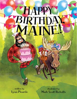 Happy Birthday, Maine Cover Image