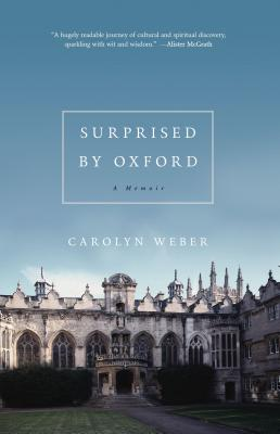 Surprised by Oxford Cover