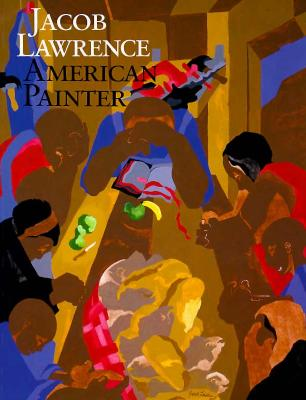 Jacob Lawrence Cover