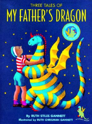 Three Tales of My Father's Dragon Cover