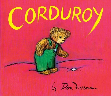 Corduroy: Giant Board Book Cover Image