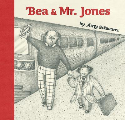 Bea and Mr. Jones Cover