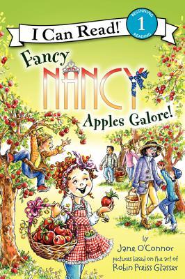 Fancy Nancy: Apples Galore! Cover Image